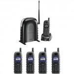 EnGenius-Technologies-DURAFON-1X-PIDW-900-MHz-5-Handset-Landline-Phone-System-0