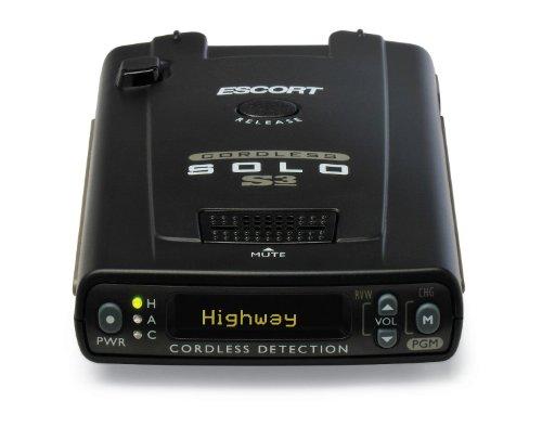 Escort-Solo-S3-Cordless-Radar-Detector-0