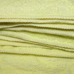 FREE-SHIPPING-200pcs-Irregular-Microfiber-Cleaning-Towel-16-x-16-Yellow-0-1