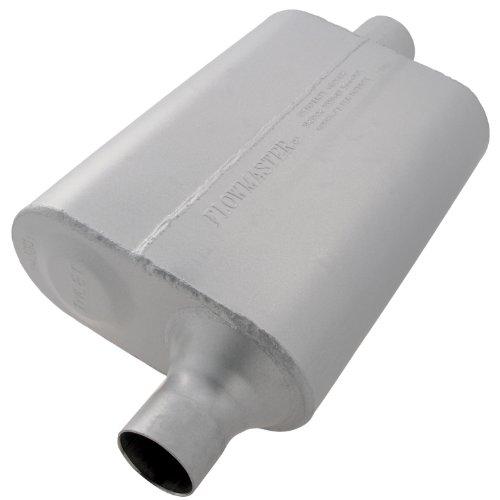 Flowmaster-942041-40-Delta-Flow-Muffler-200-Offset-IN-200-Center-OUT-Aggressive-Sound-0
