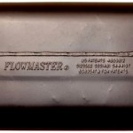 Flowmaster-943045-Super-44-Muffler-300-Center-IN-300-Center-OUT-Aggressive-Sound-0-0