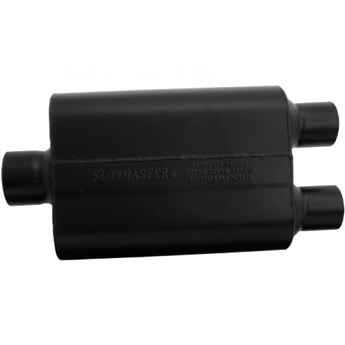 Flowmaster-9430452-Super-44-Muffler-300-Center-IN-250-Dual-OUT-Aggressive-Sound-0-1