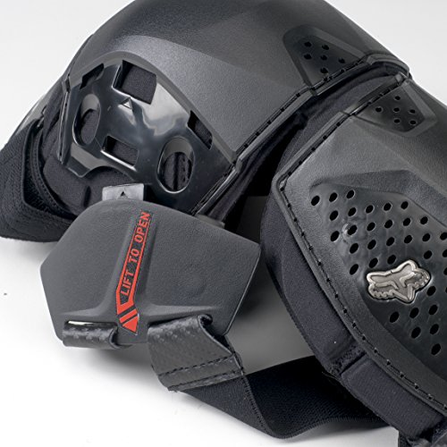Fox-Racing-Launch-Safety-BMX-MTB-KneeShin-Pad-0-0