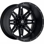 Fuel-Hostage-20-Black-Wheel-Rim-6×135-6×55-with-a-76mm-Offset-and-a-1064-Hub-Bore-Partnumber-D53120409845-0