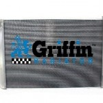 Griffin-Radiator-2-28185-X-22-x-13-Scirocco-Dual-Pass-Right-Race-Radiator-0