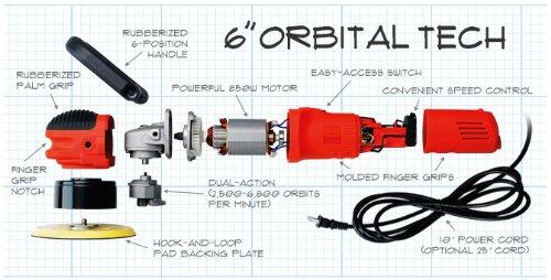 Griots-Garage-10813STDCRD-Parent-6-Random-Orbital-Polisher-with-Cord-0-0