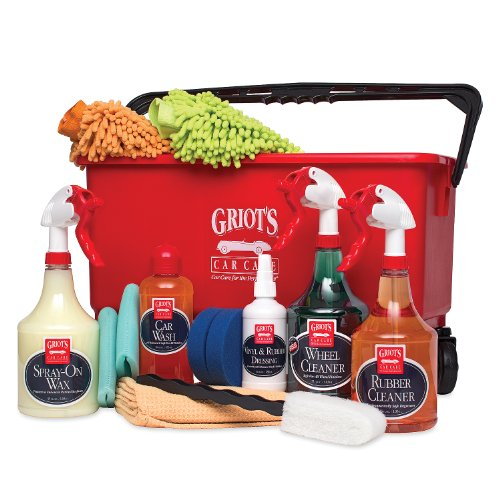 Griots-Garage-11330Z-Ultimate-Wash-Wheel-and-Tire-Kit-with-Bucket-35-oz-0