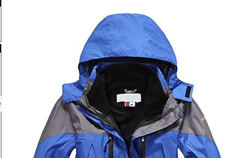 Hanxue-Mens-Hiking-Ski-Jacket-3-in-1-Softshell-Raincoat-with-Removable-Liner-0-1