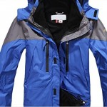 Hanxue-Mens-Hiking-Ski-Jacket-3-in-1-Softshell-Raincoat-with-Removable-Liner-0