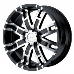 Helo-HE835-Gloss-Black-Wheel-With-Machined-Face-20x96x1397mm-18mm-offset-0