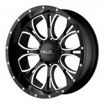 Helo-HE879-Gloss-Black-Wheel-With-Machined-And-Milled-Face-18x96x1397mm-18mm-offset-0