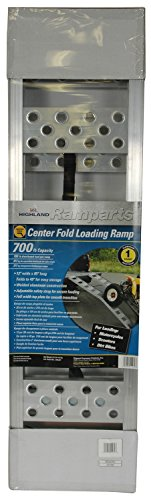 Highland-1126900-85-Aluminum-Smooth-Rung-Center-Fold-Loading-Ramp-1-unit-0-1