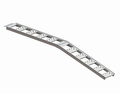 Highland-1126900-85-Aluminum-Smooth-Rung-Center-Fold-Loading-Ramp-1-unit-0