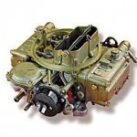 Holley-0-8007-Model-4160-390-CFM-Square-Bore-4-Barrel-Vacuum-Secondary-Electric-Choke-New-Carburetor-0