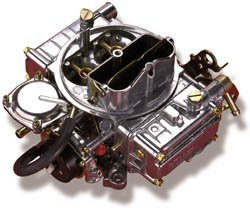 Holley-0-80457S-Model-4160-Street-Performance-600-CFM-Square-Flange-4-Barrel-Vacuum-Secondary-Electric-Choke-New-Carburetor-0