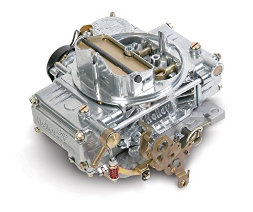 Holley-0-80457sa-Aluminum-600-CFM-Four-Barrel-Street-Carburetor-0