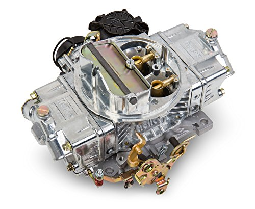 Holley-0-80670-Street-Avenger-670-CFM-Square-Bore-4-Barrel-Vacuum-Secondary-Electric-Choke-Carburetor-0