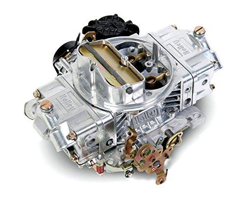 Holley-0-83670-Street-Avenger-Aluminum-670-CFM-Electric-Choke-4-Barrel-Carburetor-0