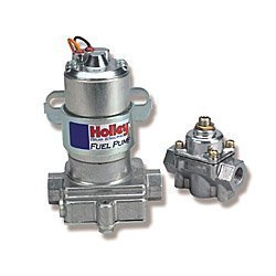 Holley-L12-802-1-Electric-Fuel-Pump-with-Regulator-110-GPH-0