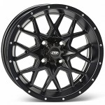 ITP-Hurricane-Matte-Black-Wheel-with-Machined-Finish-14x74x156mm-0