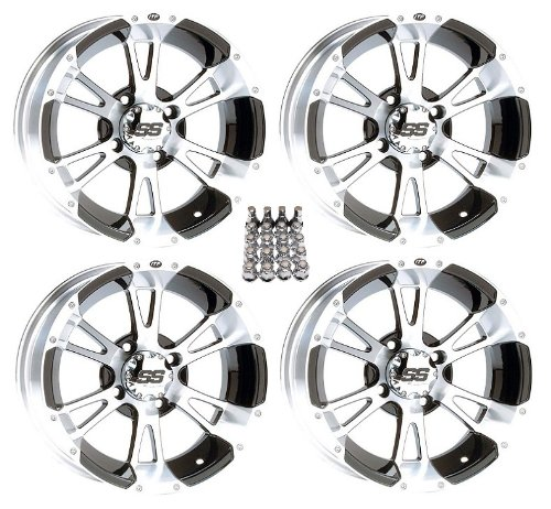 ITP-SS112-ATV-WheelsRims-Machined-12-Honda-Rincon-Yamaha-Rhino-Kawasaki-Brute-Force-Suzuki-KingQuad-4-0