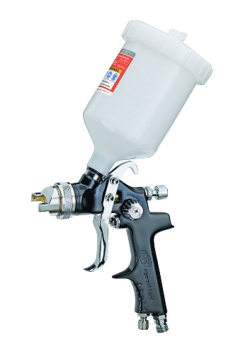Ingersoll-Rand-210G-Edge-Series-Gravity-Feed-Spray-Gun-Black-0