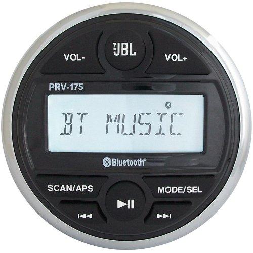 JBL-PRV-175-AMFMUSBBluetooth-Gauge-Style-Stereo-0