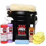 Jax-Wax-Professional-Easy-Wash-and-Wax-Car-Care-Bucket-Organizer-Kit-0