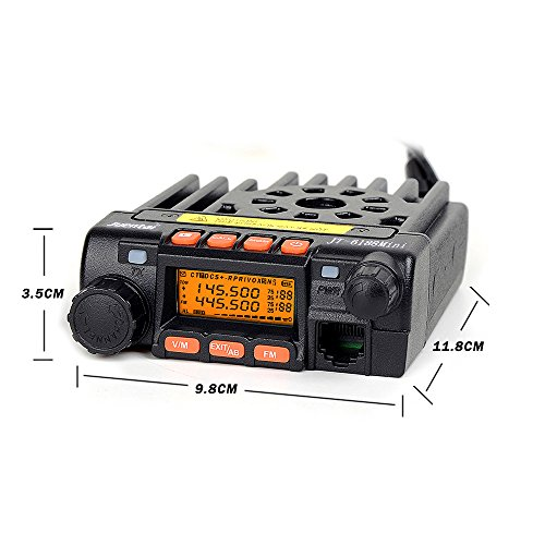 Juentai-JT-6188-Dual-Band-VHFUHF-136-174400-480MHz-VHF-25Watt-UHF-20Watts-Dual-Band-Two-Way-Radios-Mobile-Transceiver-Walkie-Talkie-with-Programming-Cable-0-1