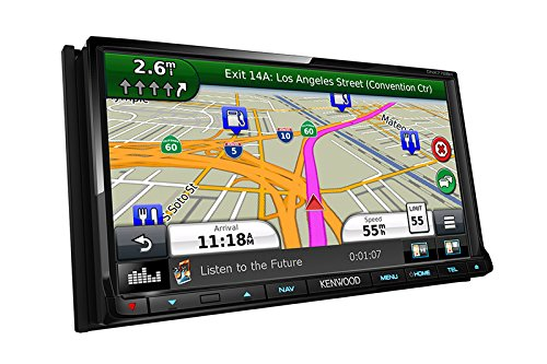 Kenwood-DNX772BH-695-Inch-Touchscreen-Navigation-Reciever-0-0