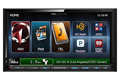 Kenwood-DNX772BH-695-Inch-Touchscreen-Navigation-Reciever-0