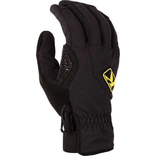 Klim-Inversion-Mens-Ski-Snowmobile-Gloves-Black-0
