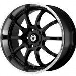 Konig-Lightning-Gloss-Black-Wheel-with-Machined-Lip-16x74x100mm-0
