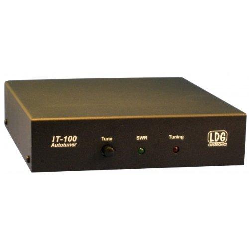 LDG-Electronics-IT-100-Automatic-Antenna-Tuner-18-54-MHz-1-125-Watts-2-Year-Warranty-0