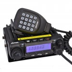 LUITON-LT-588UV-60watts-VHF-45watts-UHF-Mobile-Transceiver-with-Free-Programming-Cable-Dual-Band-Dual-Standby-Car-Radio-Black-0