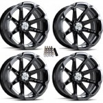 MSA-M12-Diesel-ATV-WheelsRims-Black-14-Polaris-2013-Ranger-900-XP-4-0