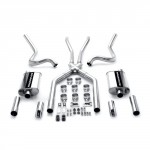 Magnaflow-15815-Stainless-Steel-25-Dual-Cat-Back-Exhaust-System-0