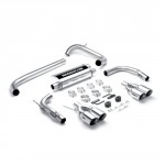 Magnaflow-16723-Stainless-Steel-Dual-Cat-Back-Exhaust-System-0