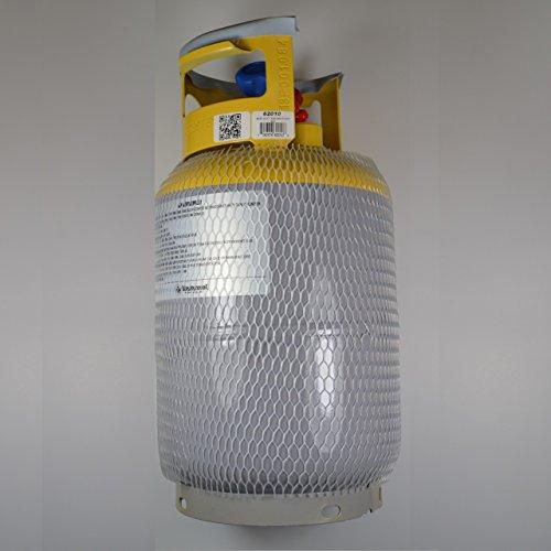 Mastercool-62010-GrayYellow-Refrigerant-Recovery-Tank-30-lb-Capacity-0