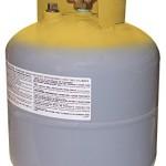 Mastercool-63010-GrayYellow-Refrigerant-Recovery-Tank-50-lb-Capacity-0