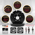 Max-KT053283-ELITE-SERIES-Front-Rear-Performance-Slotted-Cross-Drilled-Rotors-and-Ceramic-Pads-Combo-Brake-Kit-0-1