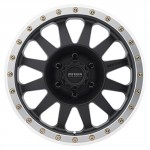 Method-Race-Wheels-Double-Standard-Matte-Black-Wheel-with-Machined-Lip-18x96x55-0-0