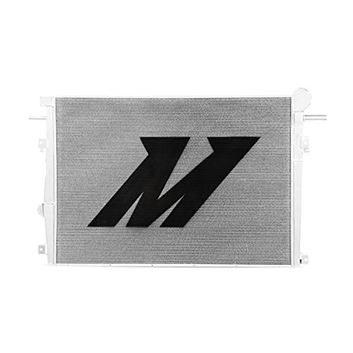 Mishimoto-MMRAD-F2D-11-Silver-Aluminum-Primary-Radiator-for-Ford-67L-Powerstroke-0-0