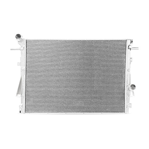 Mishimoto-MMRAD-F2D-11-Silver-Aluminum-Primary-Radiator-for-Ford-67L-Powerstroke-0-1