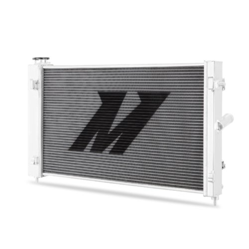 Mishimoto-MMRAD-GTO-05-Silver-Aluminum-Radiator-for-Pontiac-GTO-0-1