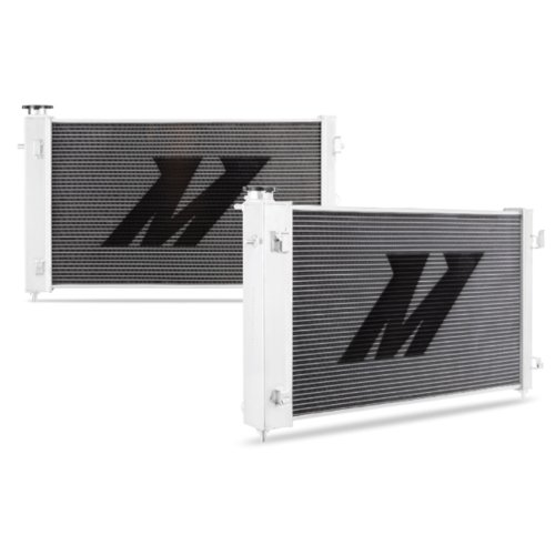 Mishimoto-MMRAD-GTO-05-Silver-Aluminum-Radiator-for-Pontiac-GTO-0