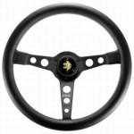 Momo-PRO35BK2B-Prototipo-Black-350-mm-Leather-Steering-Wheel-0