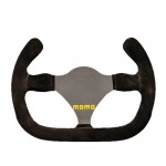 Momo-R1925C27S-Mod-27-Cut-270-mm-Suede-Steering-Wheel-0