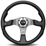 Momo-RCE35BK1B-Race-350-mm-Leather-Steering-Wheel-0