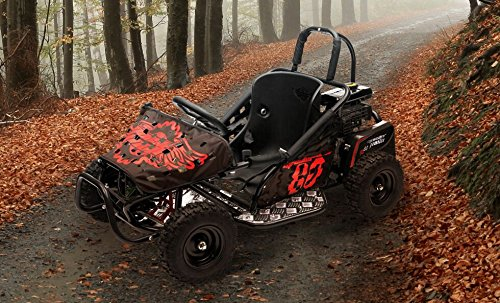 Monster-Moto-MM-K80BR-795cc-Go-Kart-Black-0-0